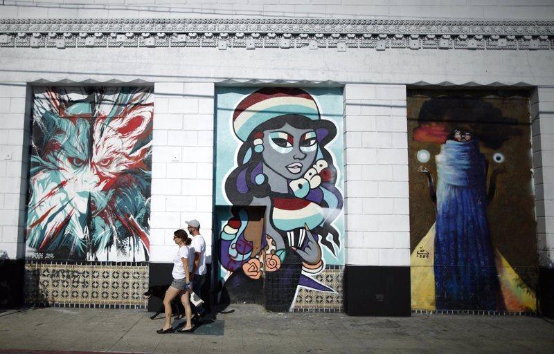 Google crea un museo virtual para preservar el arte urbano