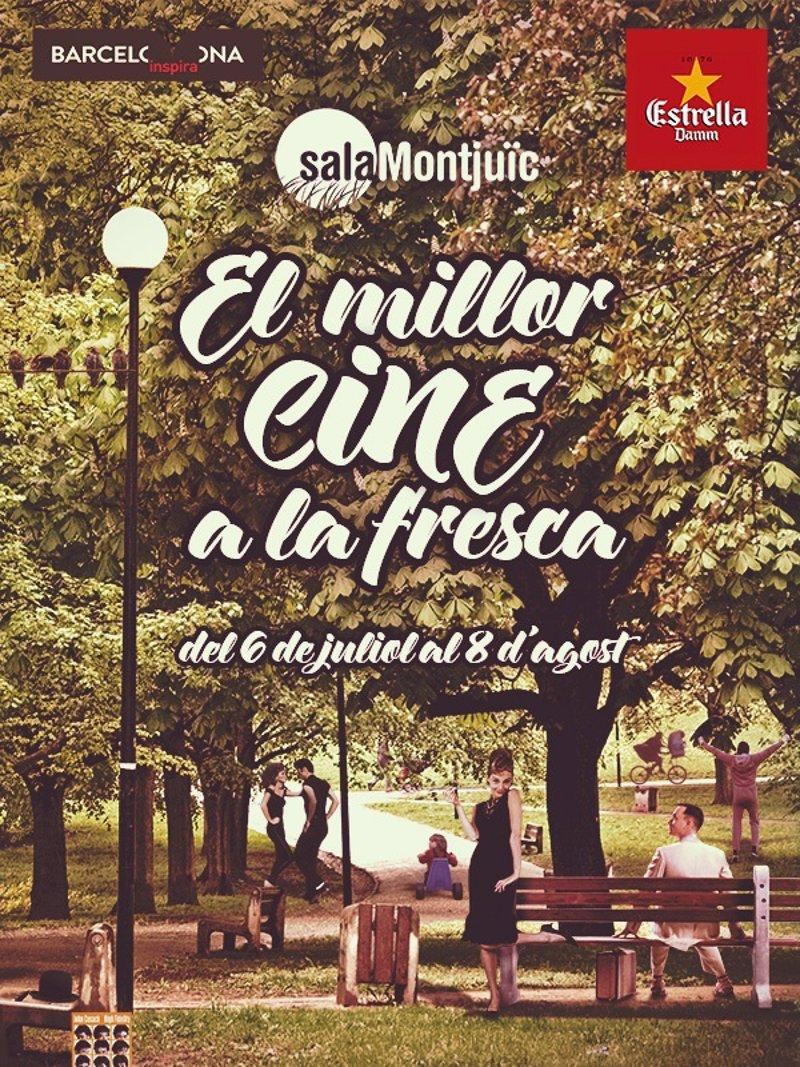 El cicle sala montju c de cinema a l 39 aire lliure arrenca for Cinema fresca montjuic