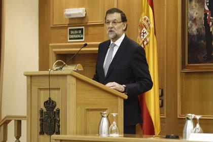 Rajoy: la salida de la crisis devolverá la confianza perdida