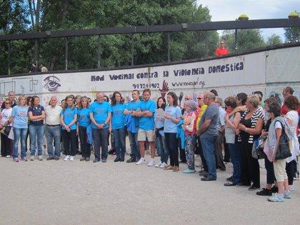 """'Caminando por los Buenos Tratos' vuelve al parque del Ebro para """"concienciar a la sociedad sobre un problema de todos"""""""