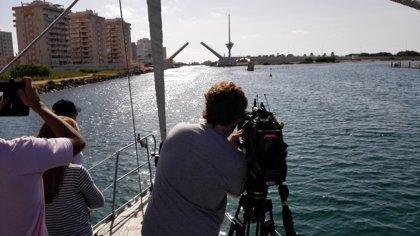 Turismo invita a un equipo del programa 'El Tiempo' de Antena3 a grabar experiencias emblemáticas en la Costa Cálida