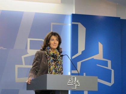 """El PP dice que Rajoy """"no está para hablar de la política penitenciaria porque Iñigo Urkullu lo quiera sin más"""""""