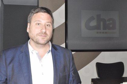 CHA pide más ayudas para las zonas afectadas por las riadas de 2013