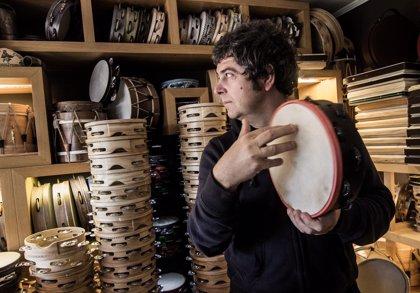 Kepa Junkera y Sorginak abren este lunes el ciclo de música en euskera