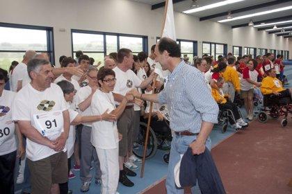 """CANTABRIA.-Diego anima a los participantes del Encuentro FEAPS a """"trabajar todos juntos"""" para """"hacer las cosas mejor"""""""