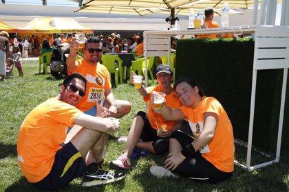Cerca de 5.000 corredores disfrutan de la cerveza y el deporte con 'Beer Runners'