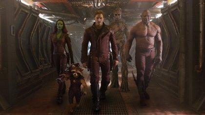 Nuevos clips de 'Guardianes de la galaxia'