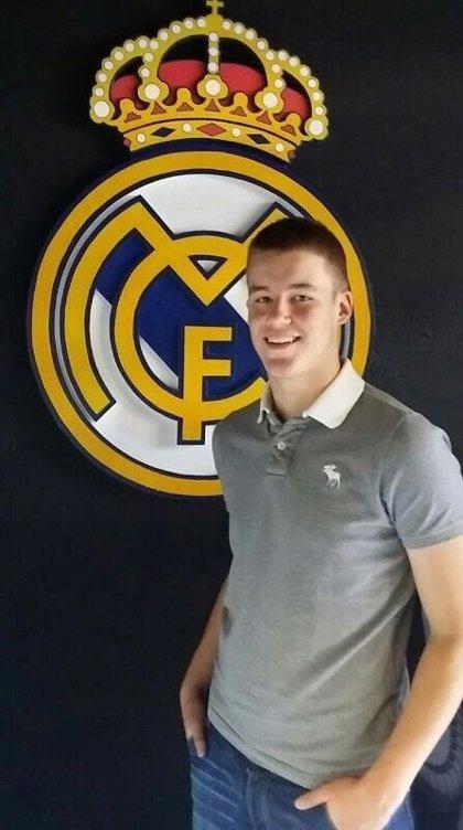 El Real Madrid ficha al joven blaugrana Dino Radoncic