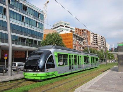 El Tranvía de Bilbao informará en sus pantallas del BBK live