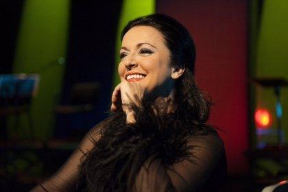La cantante Olga Cerpa, nombrada 'Mujer Canaria 2014'