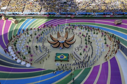 El promedio de público en Brasil es el segundo más alto de la historia de los Mundiales