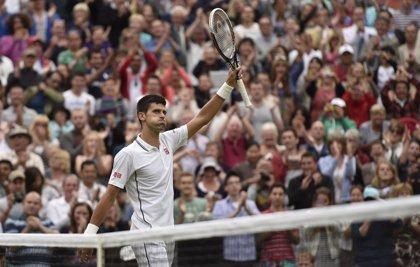 """Djokovic, a Federer: """"Gracias por dejarme ganar hoy"""""""