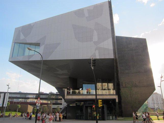CaixaForum exterior