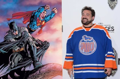 Kevin Smith habría escrito un guión falso de Batman v Superman