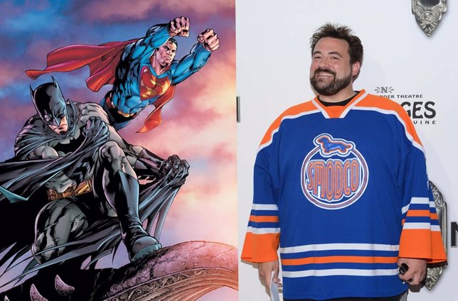 Kevin Smith habría escrito un guión de Batman v Superman