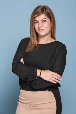 La nueva directora comercial de TCB, Sandra Esteban.