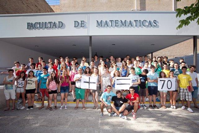 Escuela Internacional de Verano de Matemáticas de la US