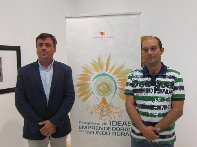 Presentación Programa Ideas Emprendedoras De Diputación De Cáceres