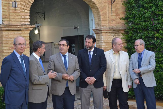Inauguración de los cursos de verano de la UPO