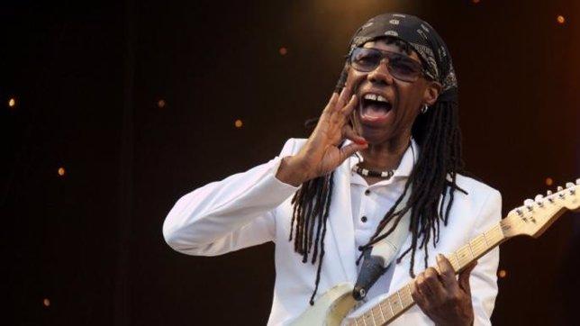 Nile Rodgers toca Get Lucky por primera vez