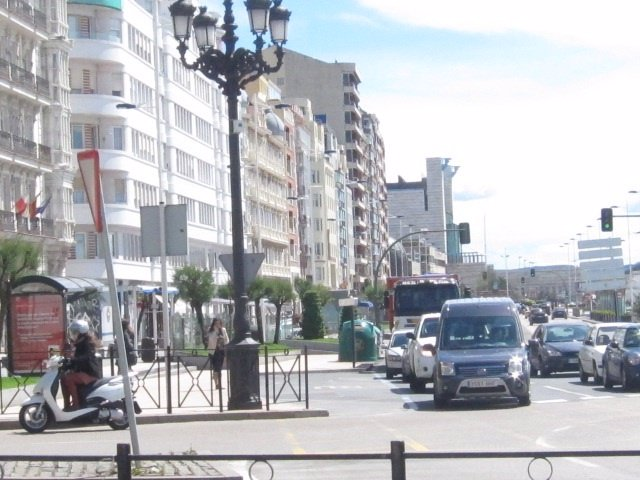 Calle Castelar, Santander