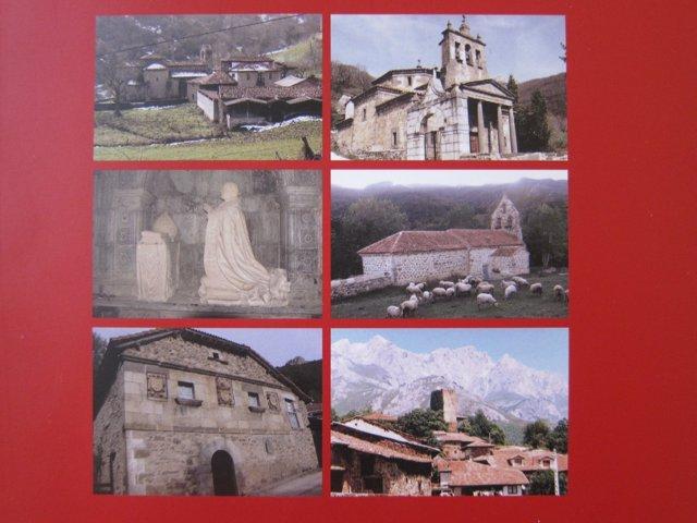 Catálogo monumental de Liébana (Cantabria)