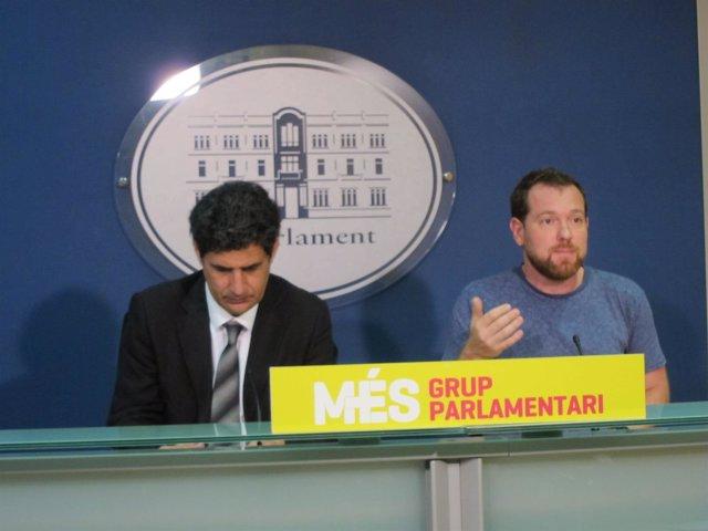 David Abril habla sobre la modificación de la ley de puertos