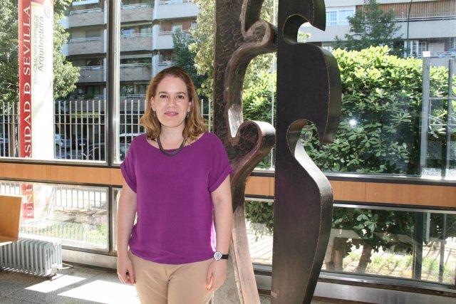 Marta Molina, responsable de la investigación