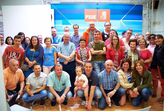 Plataforma cántabra del PSOE de apoyo a Madina