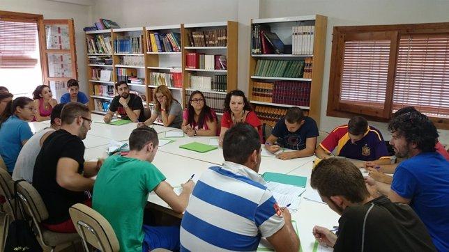 Programa de formación para jóvenes