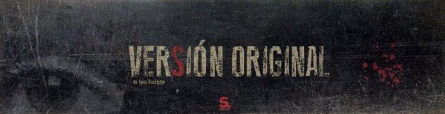 Imagen promocional de serie Versión Original