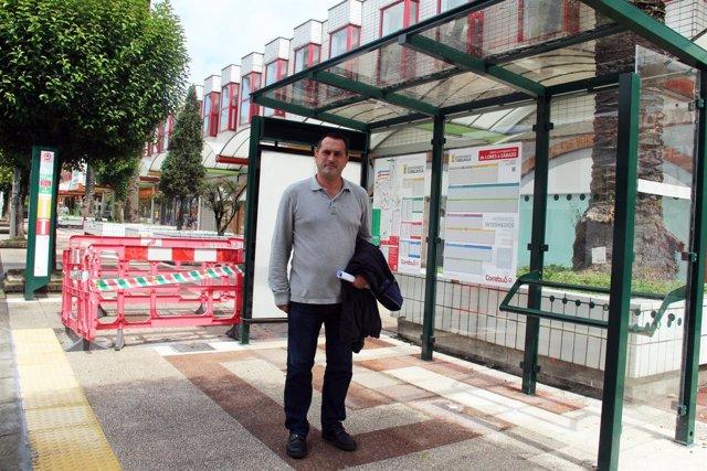 Pedro Aguirre, concejal de obras
