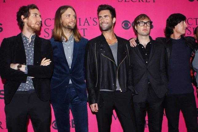 La Banda Estadounidense Maroon 5