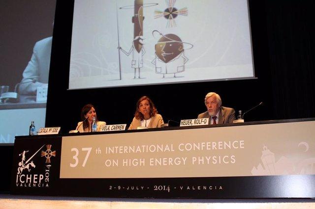 Conferencia Internacional de Física de Altas Energías