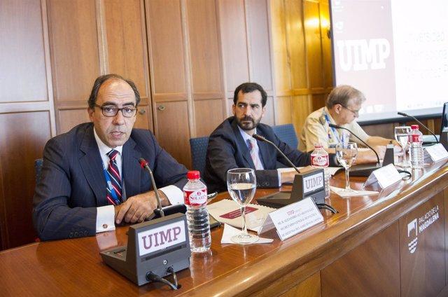 Inauguración del curso sobre ciberseguridad en la UIMP