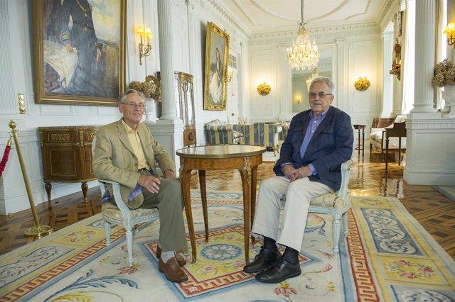 La aventura biográfica Santos Juliá, historiador, John Elliot