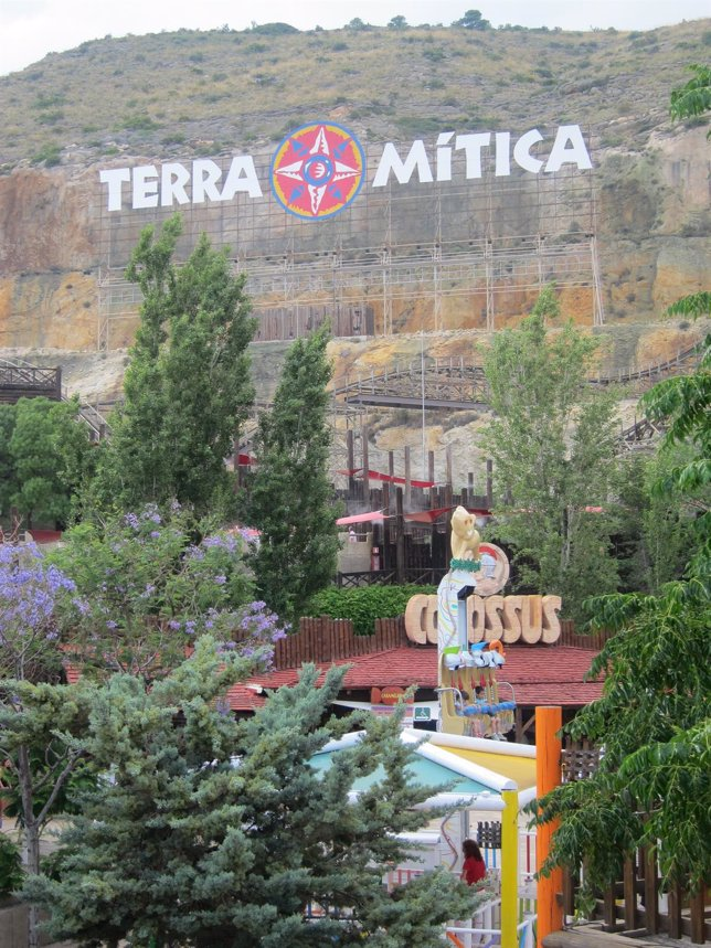 Parque De Atracciones Terra Mítica