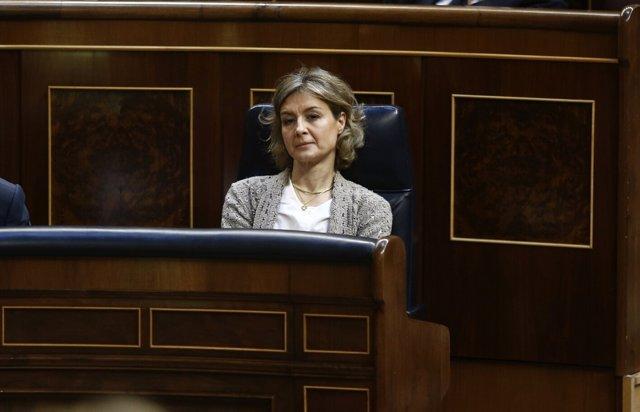 Isabel García Tejerina, ministra de Agricultura y Medio Ambiente