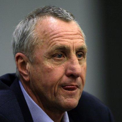 """Cruyff: """"Siempre fue uno de mis ídolos"""""""