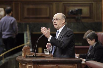 PSOE, IU-ICV, CiU y PNV rechazan hoy el techo de gasto de 2015 porque temen más recortes