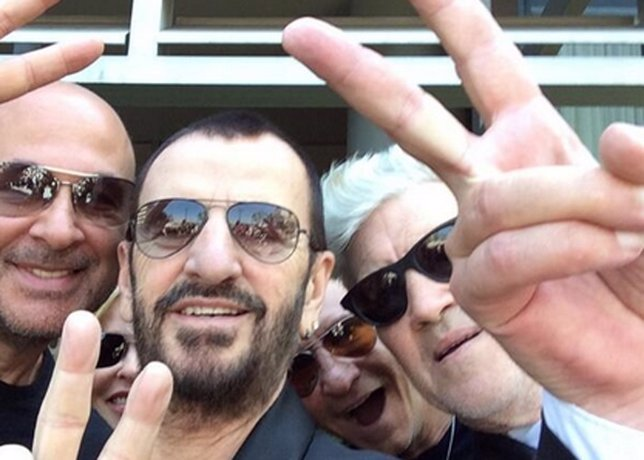 Ringo se pasa al mundo de la moda