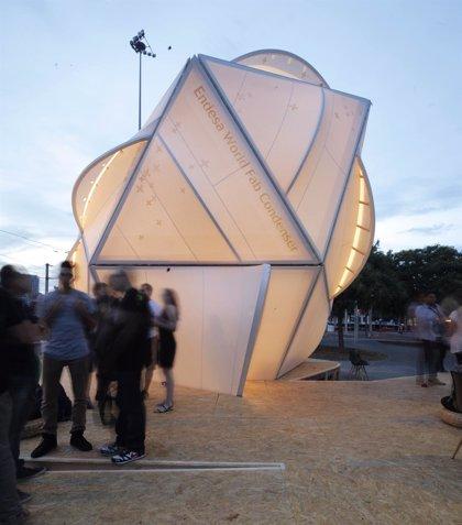 Endesa colabora en el proyecto de arquitectura experimental 'World Fab Condenser'