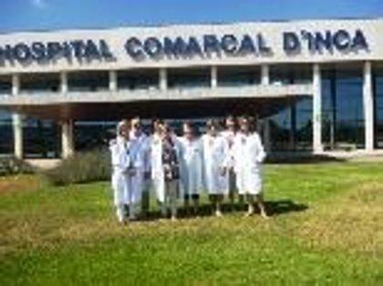 El Hospital Comarcal de Inca incorpora un nuevo programa de voluntariado para el acompañamiento de pacientes