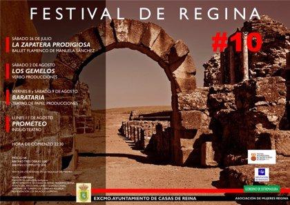 El teatro romano de Regina ofrece cuatro montajes