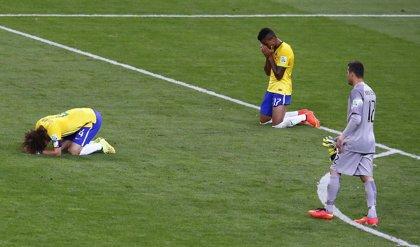 Brasil cae humillada ante Alemania al encajar siete goles