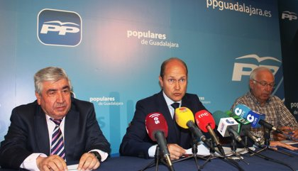 El alcalde de Auñón asume la presidencia de los Municipios Ribereños