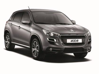 Peugeot lanza en España el 4008 Crossway