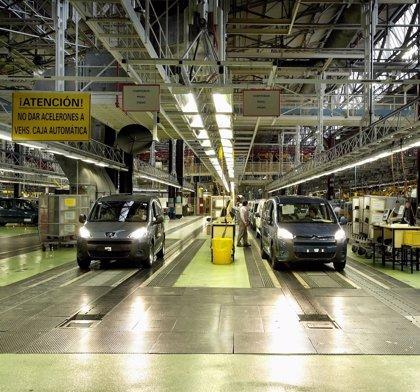 Citroën Vigo volve á normalidade tras parar a produción na quenda de noite por unha avaría na liña de montaxe