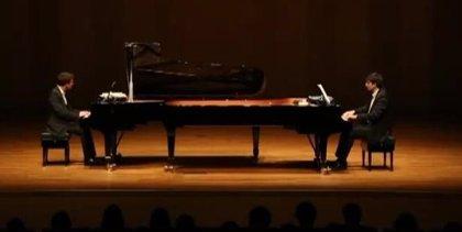 'Dúo Amal' abre la temporada de conciertos del Banco de la Republica