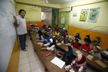 La escolarización mundial de los niños se ha estancado